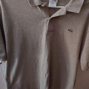 Lacost men's polo XL short sleeve